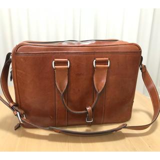 ガンゾ(GANZO)の万双 オーバーナイト バッグ 鞄 出張(ビジネスバッグ)