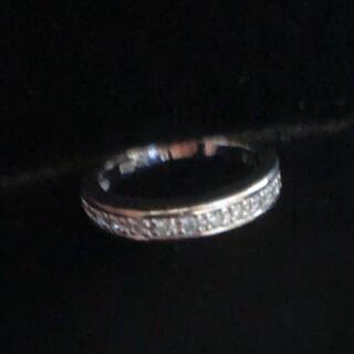 ポンテヴェキオ(PonteVecchio)のポンテヴェキオ ピンキーリング K18 ダイヤモンド 2号(リング(指輪))