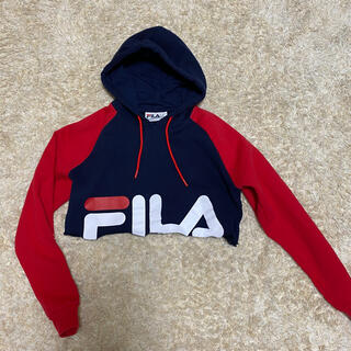 フィラ(FILA)のFILA パーカー(パーカー)
