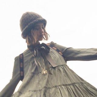 アクネ(ACNE)のsolov ニット帽 毛糸 帽子(帽子)