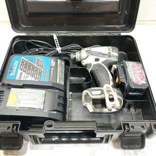 マキタ(Makita)のマキタ✨充電式インパクトドライバー、モデルTD134、即日発送‼️(工具/メンテナンス)