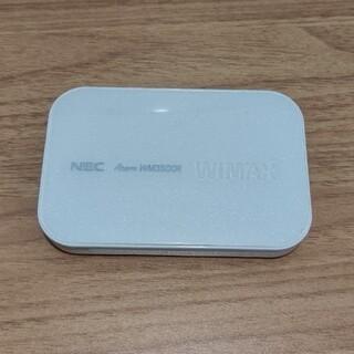 エヌイーシー(NEC)のAterm WM3500R NEC 白(PC周辺機器)