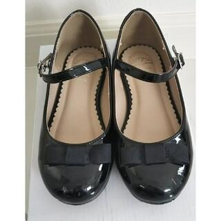 NATURAL BEAUTY BASIC 子供セレモニー靴 入学式 発表会フォ