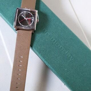 ビューティアンドユースユナイテッドアローズ(BEAUTY&YOUTH UNITED ARROWS)の値下げno monday 腕時計(腕時計)