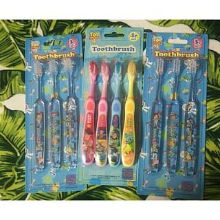 トイ・ストーリー - トイ・ストーリー子ども用歯ブラシ まとめ売り3P×2セット4P1セット計10本