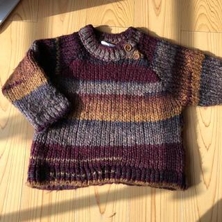 ZARA KIDS - ZARA baby セーター ニット 75 80 85