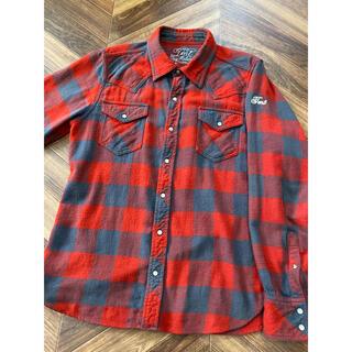 ティーエムティー(TMT)のTMT チェックシャツ(シャツ)