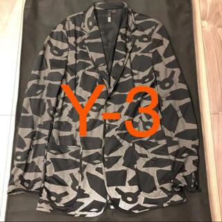ワイスリー(Y-3)のY-3 テーラードジャケット ワイスリー  新品未使用(テーラードジャケット)