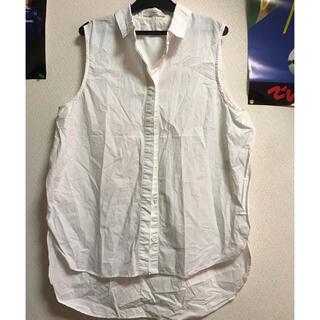 アングリッド(Ungrid)のノースリーブシャツ ブラウス☆アングリッド☆Ungrid(シャツ/ブラウス(半袖/袖なし))