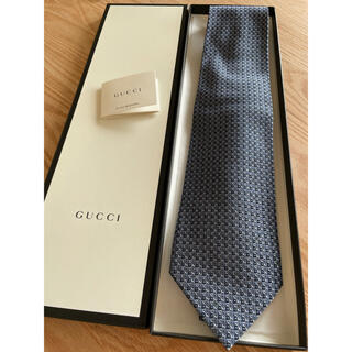 Gucci - 【美品】グッチネクタイ/GUCCI