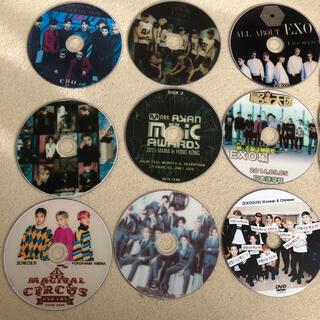 エクソ(EXO)のEXO CBX DVD 全19枚セット(ミュージック)