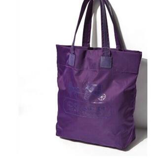 コーチ(COACH)の専用様紫と青(トートバッグ)