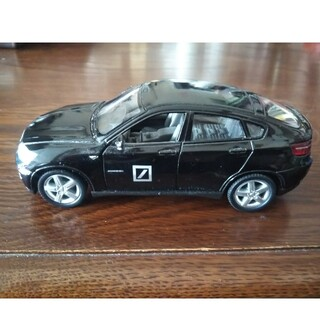 ビーエムダブリュー(BMW)のミニチュアカー BMW X6(ミニカー)