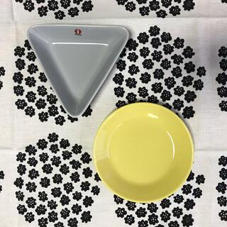 イッタラ(iittala)の廃盤 イッタラ ティーマ 三角&丸2点セット(食器)