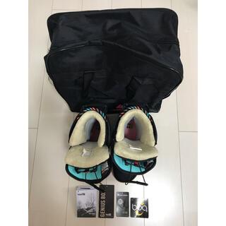 ヘッド(HEAD)のHEAD GENIUS BOA 24.5cm インソール、ブーツバックセット(ブーツ)