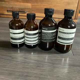 イソップ(Aesop)のAesop イソップ空きボトル&空き瓶4本セット(化粧水/ローション)