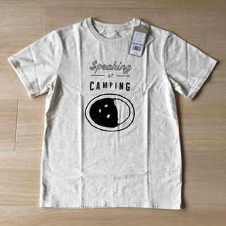 ロゴス(LOGOS)の【新品タグ付き】ロゴス カレーTシャツ 150㎝(Tシャツ/カットソー)