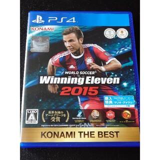 プレイステーション4(PlayStation4)のワールドサッカー ウイニングイレブン 2015&ウイニングイレブン2016(家庭用ゲームソフト)