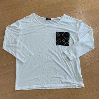 アナップ(ANAP)のANAP ロンT(Tシャツ(長袖/七分))