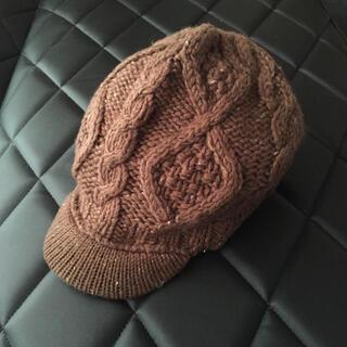 ユニクロ(UNIQLO)のユニクロ ハンチング(ハンチング/ベレー帽)