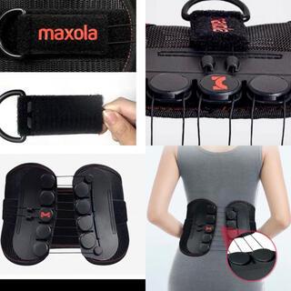 XLマックスローラー(骨盤ベルト骨盤矯正腰痛ガードナーベルトトコちゃん骨盤矯正(エクササイズ用品)