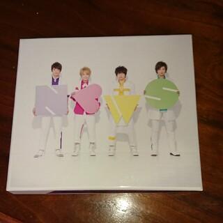 NEWS(初回盤A)CD+DVD(ポップス/ロック(邦楽))