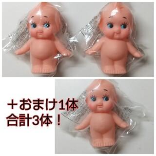 キユーピー(キユーピー)のキューピー 人形  3体(キャラクターグッズ)