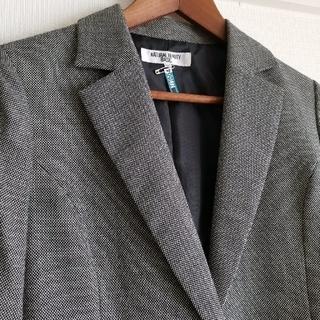 ナチュラルビューティーベーシック(NATURAL BEAUTY BASIC)の美品 ウールジャケット (テーラードジャケット)