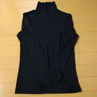 シマムラ(しまむら)の一度のみ着用 美品 あったかヒートテックインナー(Tシャツ(長袖/七分))