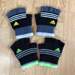 アディダス(adidas)のアディダス  手袋 2セット(手袋)