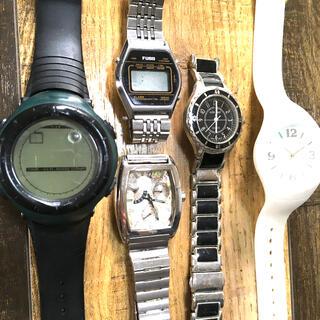 スント(SUUNTO)のjunk × 5 suuntoほか(腕時計(デジタル))