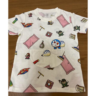 Design Tshirts Store graniph - グラニフ ドラえもん Tシャツ 120