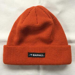 RADIALL - 定価7150円!Radiall 20ss 完売 ラディアル ニットキャップ 帽子