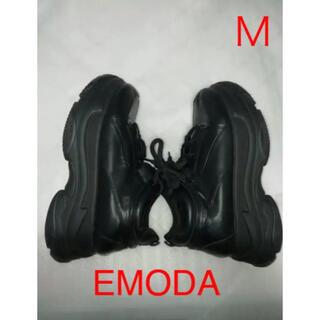 エモダ(EMODA)のEMODA  ハイバルキースニーカー(スニーカー)