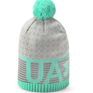 アンダーアーマー(UNDER ARMOUR)のアンダーアーマー ニット帽 ガールズ(帽子)