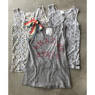ゴートゥーハリウッド(GO TO HOLLYWOOD)のgo to hollywoodのノースリーブシャツ3点セット(Tシャツ/カットソー)