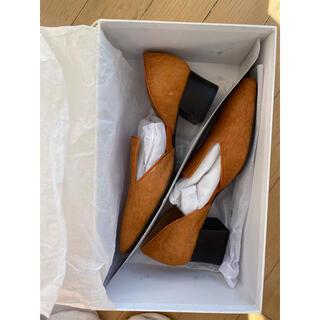 ロンハーマン(Ron Herman)のSuzanne Rae D'Orsay 37(ローファー/革靴)