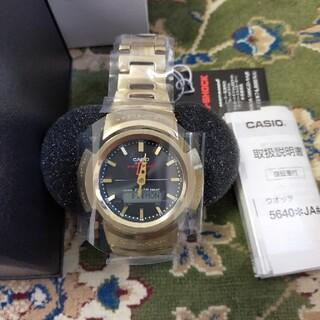 カシオ(CASIO)のCASIO G-SHOCK AWM-500GD-9AJF(腕時計(アナログ))