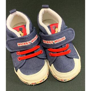 ディズニー(Disney)のMICKEY MOUSE   靴  (スニーカー)