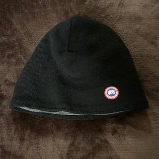 カナダグース(CANADA GOOSE)のカナダグース  ニットキャップ(ニット帽/ビーニー)