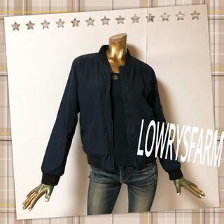 ローリーズファーム(LOWRYS FARM)のLOWRYSFARM ♥ 定番 MA-1 ブルゾン ジャケット(ブルゾン)