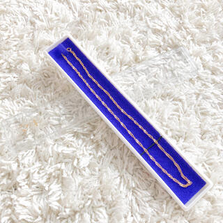 ジュエリーマキ(ジュエリーマキ)のジュエリーマキ k18 チェーンネックレス 金(ネックレス)