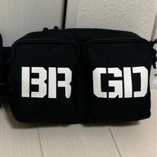 JACKALL - BRGD バスブリゲード×FULLCLIP ウエスト&ショルダーバッグ USED