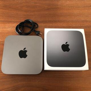Apple - Mac mini2018 core i5 メモリ16GB SSD 516GB