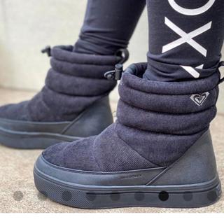 Roxy - ROXY 防水 耐滑 ブーツ ブラック RFT204407