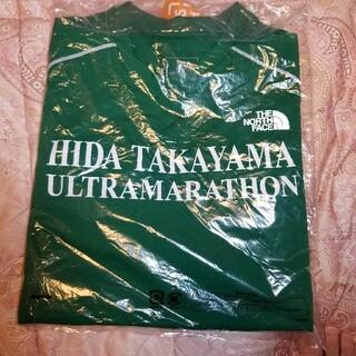 ザノースフェイス(THE NORTH FACE)の飛騨高山ウルトラマラソンTシャツ THE NORTH FACE(Tシャツ/カットソー(半袖/袖なし))