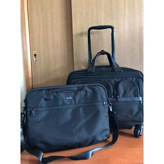 トゥミ(TUMI)のTumi トゥミ キャリーバッグ 26627D2 4ウィール 美品(トラベルバッグ/スーツケース)