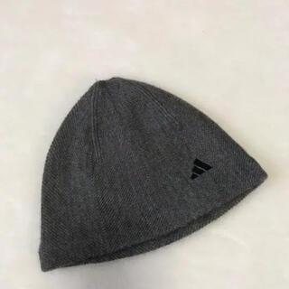 アディダス(adidas)のアディダス    ニット帽☆ビーニー(ニット帽/ビーニー)