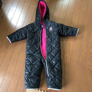 Champion - チャンピオン モコモコ ジャンプスーツ サイズ90