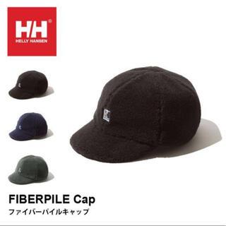 ヘリーハンセン(HELLY HANSEN)のヘリーハンセン ファイバーパイルキャップ ボア帽子 新品未使用(キャップ)
